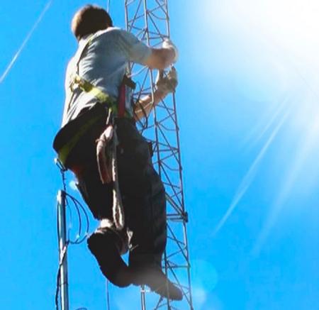 Ampliación de la infraestructura del servicio de internet de CELTAtv en Bellocq