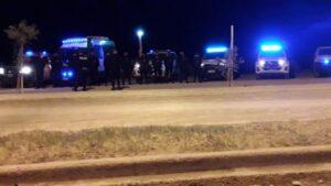 Primera clausura de una fiesta clandestina en Claromecó