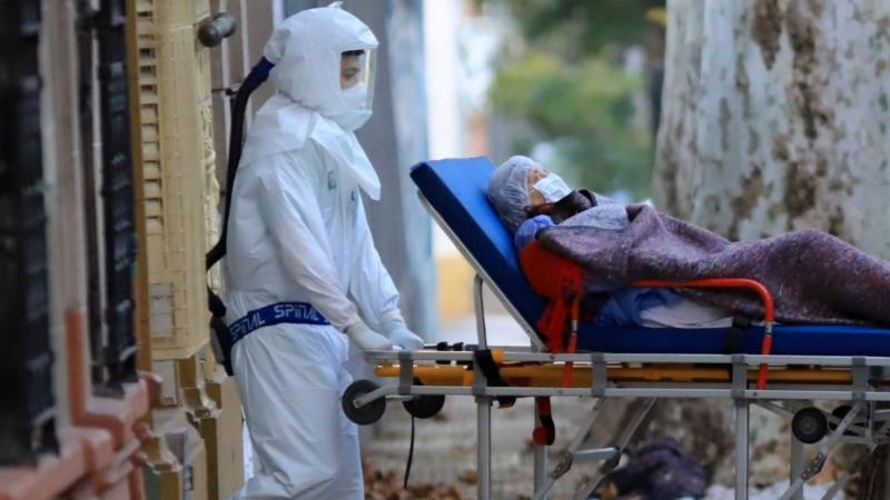 Coronavirus: confirmaron 162 muertes y otros 8.362 contagios en las en el país