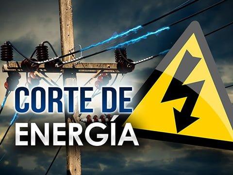 Corte de energía: Salió de servicio el alimentador CELTA 2