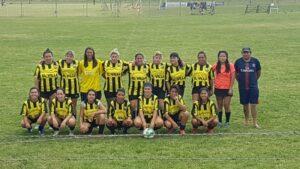 Fútbol femenino: Dos punteros tiene el Torneo Regional