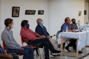 """La """"desfinanciación"""", eje central en reunión de gabinete municipal"""
