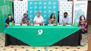 Presentaron la guía de acción para la Interrupción Voluntaria del Embarazo en la Provincia (video)