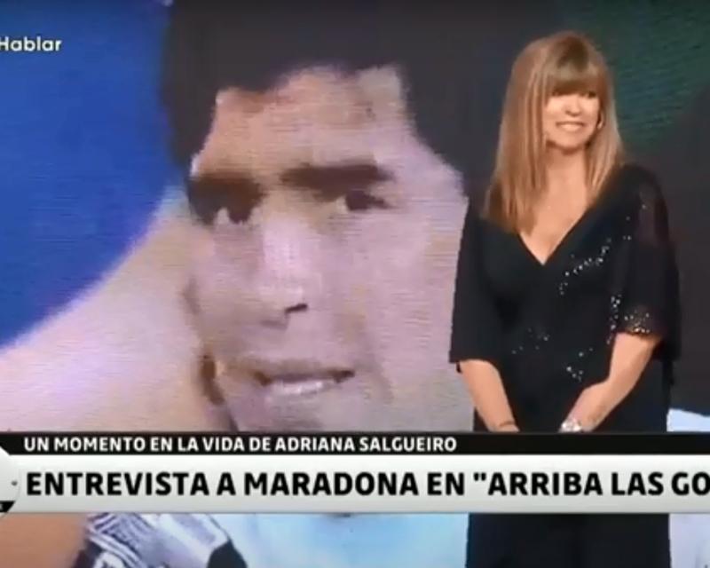 """En PH recordaron una entrevista de 1992 en la que Maradona anunciaba que quería """"descansar en Oriente"""""""