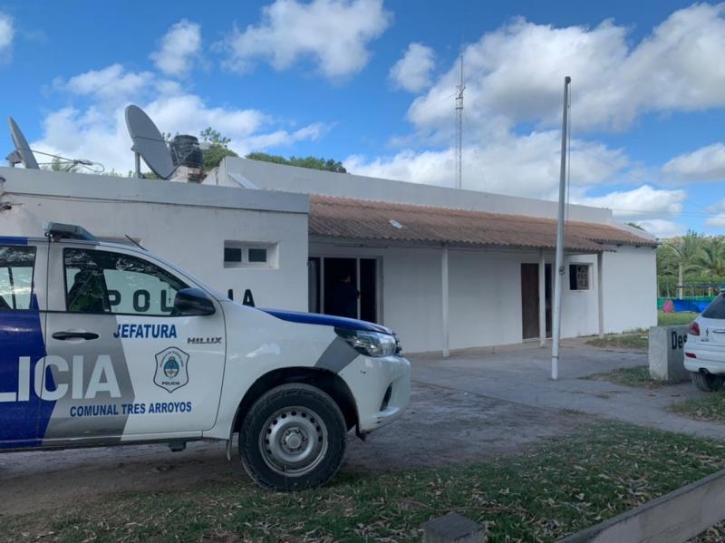 """El superintendente Caminada está en Reta: """"es un hecho aislado que empaña el accionar de la policía"""""""