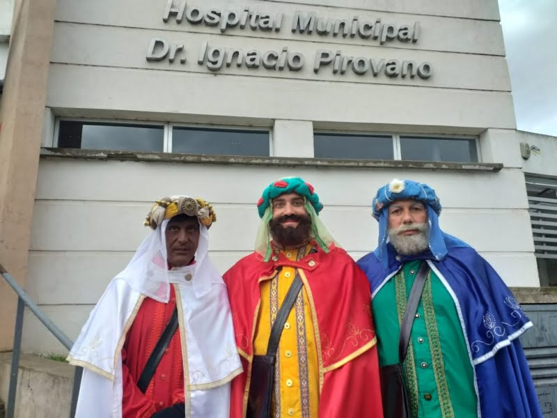Reyes Magos: difunden el recorrido que realizarán por Tres Arroyos