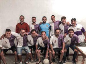 Equipo de fútbol 8 de Tres Arroyos participará en un torneo nacional