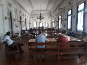 Se concretó la primera reunión de la Comisión de Hacienda en el Concejo Deliberante