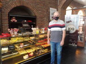 Confitería La Perla ofrece gran variedad de productos para regalar en San Valentín