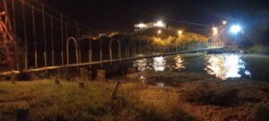 Marea extraordinaria anoche afectó a Claromecó y playas del sur de la provincia (videos)
