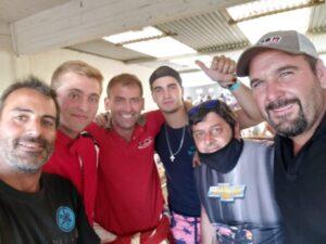 APSE: triunfos para Prieto y De Marcos en Mar del Plata