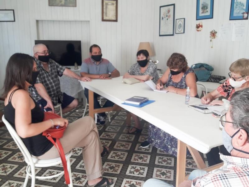Impulsan Plan de Fortalecimiento Institucional para los Centros de Jubilados