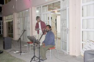 Recital a beneficio de Angelito en Claromecó
