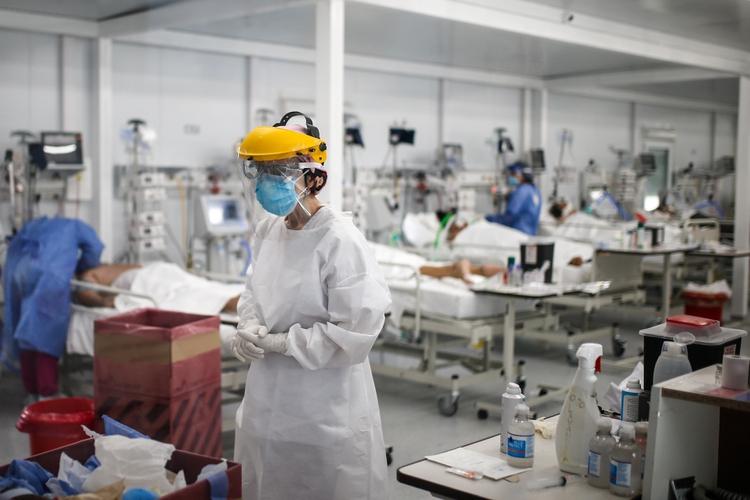 Confirmaron otras 168 muertes y 7.794 nuevos contagios de Covid-19 en la Argentina