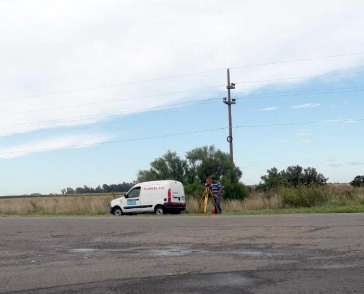 Vialidad ya preadjudicó a Plantel la repavimentación de la ruta 73 y la empresa está trabajando