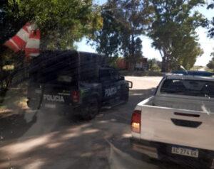 Ya están desplegados los 80 policías en Reta allanando