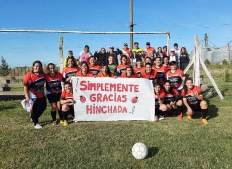 """""""Las Bichitas"""" de Argentinos Juniors son las campeonas  del torneo regional de fútbol femenino"""