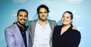 """Con la Dirección de Emiliano Fernández """"Aladdin y la genio maravillosa"""" recibió un premio Estrella de Mar"""