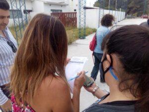 Claromecó: entregaron 650 mil pesos para que se levanten las paredes del SUM del Secundario