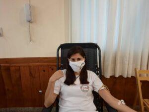 Se realizó una nueva colecta de sangre con 27 donantes