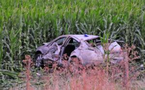 Un niño juarense de 12 años murió en un accidente en la Ruta 74