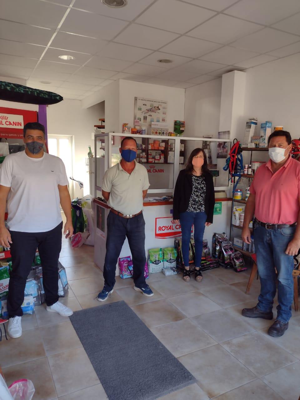 Continuidad de la campaña de esterilizaciones caninas y felinas en Claromecó