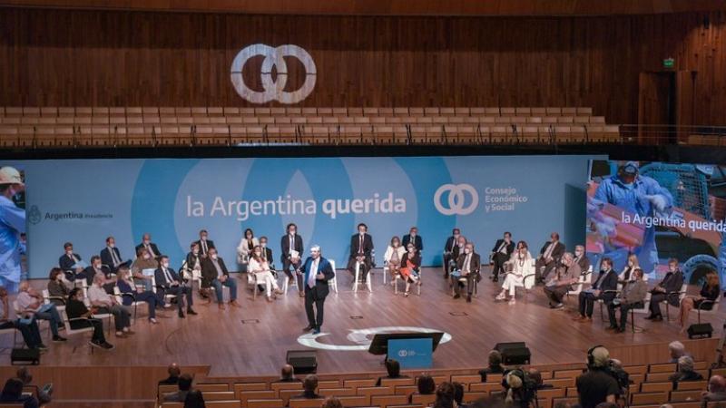 Tal como se lanzó en Nación, hubo un proyecto de Consejo Económico y Social para Tres Arroyos