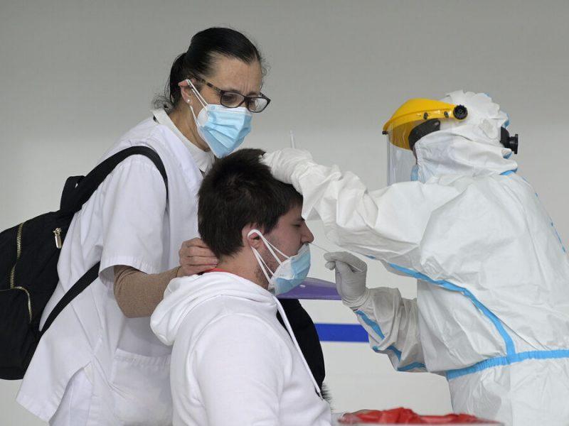 Coronavirus en Argentina: 122 fallecimientos y 5.944 nuevos casos en 24 horas