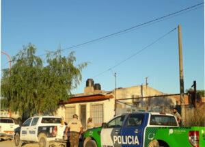 Allanamientos en Tres Arroyos por el cuantioso robo a una mujer en campo de Ochandio (Videos)
