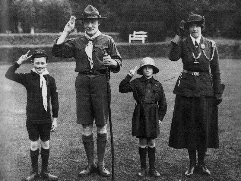 22 de febrero: Día del Pensamiento Scout