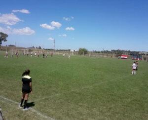 Huracán prevaleció  sobre Argentino en el partido más esperado del fútbol femenino