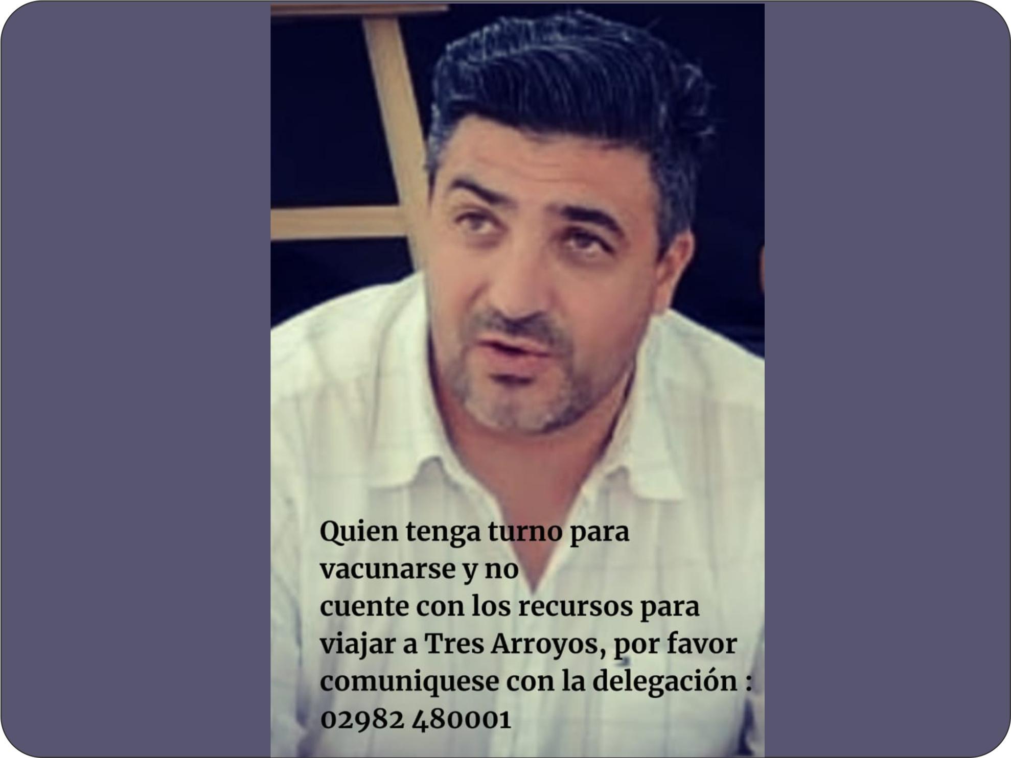 """""""Julián puso primera"""""""