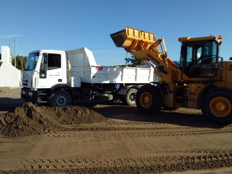 Limpieza y mantenimiento de calles en Orense