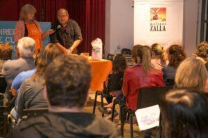 Cultura: inscripciones para participar de talleres de pan casero