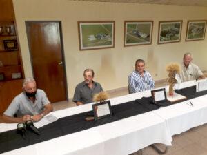 Los ganadores de los mejores trigos de Leones son de Tres Arroyos