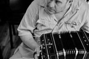 """Falleció el reconocido bandoneonista tresarroyense """"Luiggi"""" Rizzi"""
