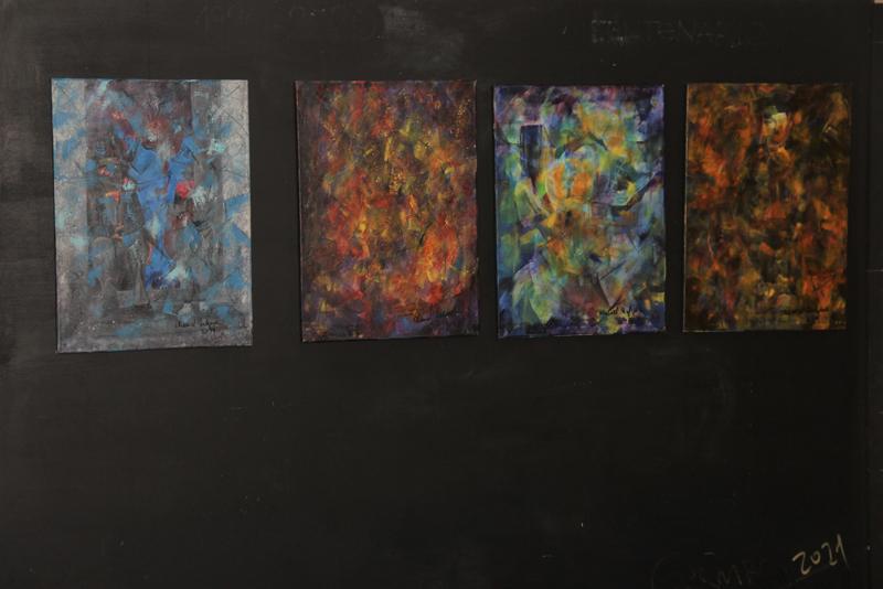 Nueva exposición en el Espacio de Arte Quelaromecó