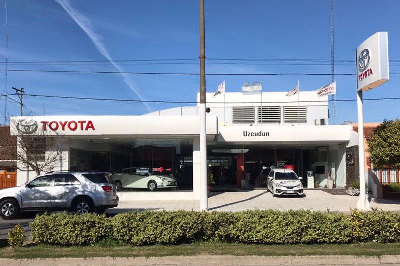 Toyota promueve nuevas posibilidades de venta para sus unidades