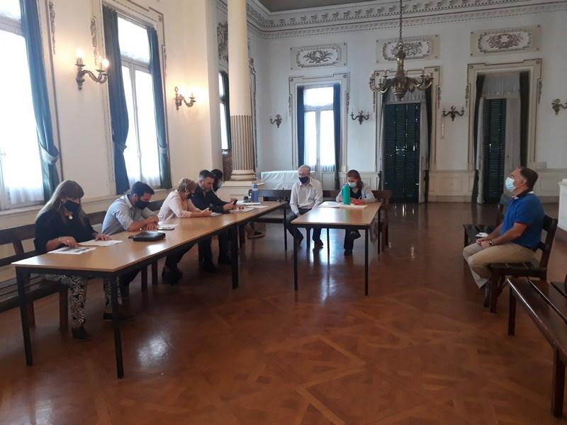 Legislación abordó diversos temas en su reunión de la jornada