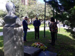 """137º Aniversario de Tres Arroyos: Sánchez pidió """"estar unidos, cuidarnos y ser responsables"""" (videos)"""