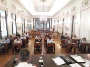 Concejo: Una sesión plena de reclamos fue la primera de abril