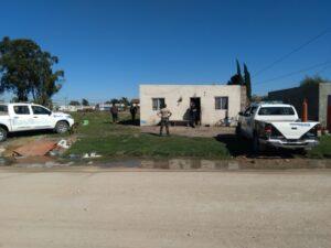 Chaves: dos allanamientos por una causa de robo agravado