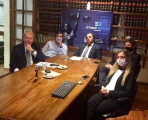 Jorge Albertsen compartió detalles del compliance empresario con la Sociedad Rural