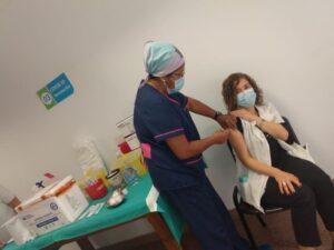Vacunación: llegaron a Tres Arroyos 2350 dosis