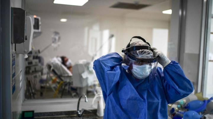 Coronavirus en Argentina: Hubo 540 muertes y 15.920 nuevos contagios