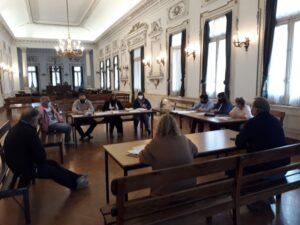 Emergencia sanitaria y económica: en el Concejo aguardan la presencia del Secretario de Hacienda