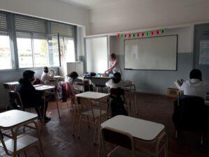 La emoción y el agradecimiento de Raquel Gándara en la vuelta a la Escuela 5 (video)