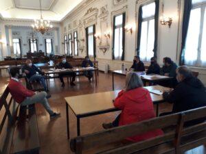 En la Comisión de Turismo siguen esperando por la presencia de funcionarios