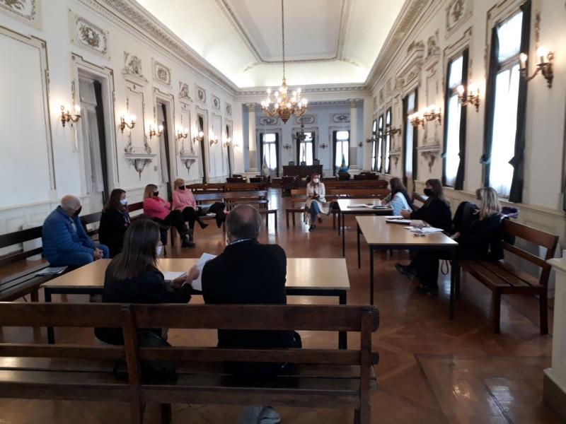 Larriestra preside la Comisión de Seguimiento del Fondo de Financiamiento Educativo