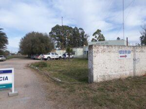 Le robaron a la Policía: se llevaron armas del Centro de Reentrenamiento